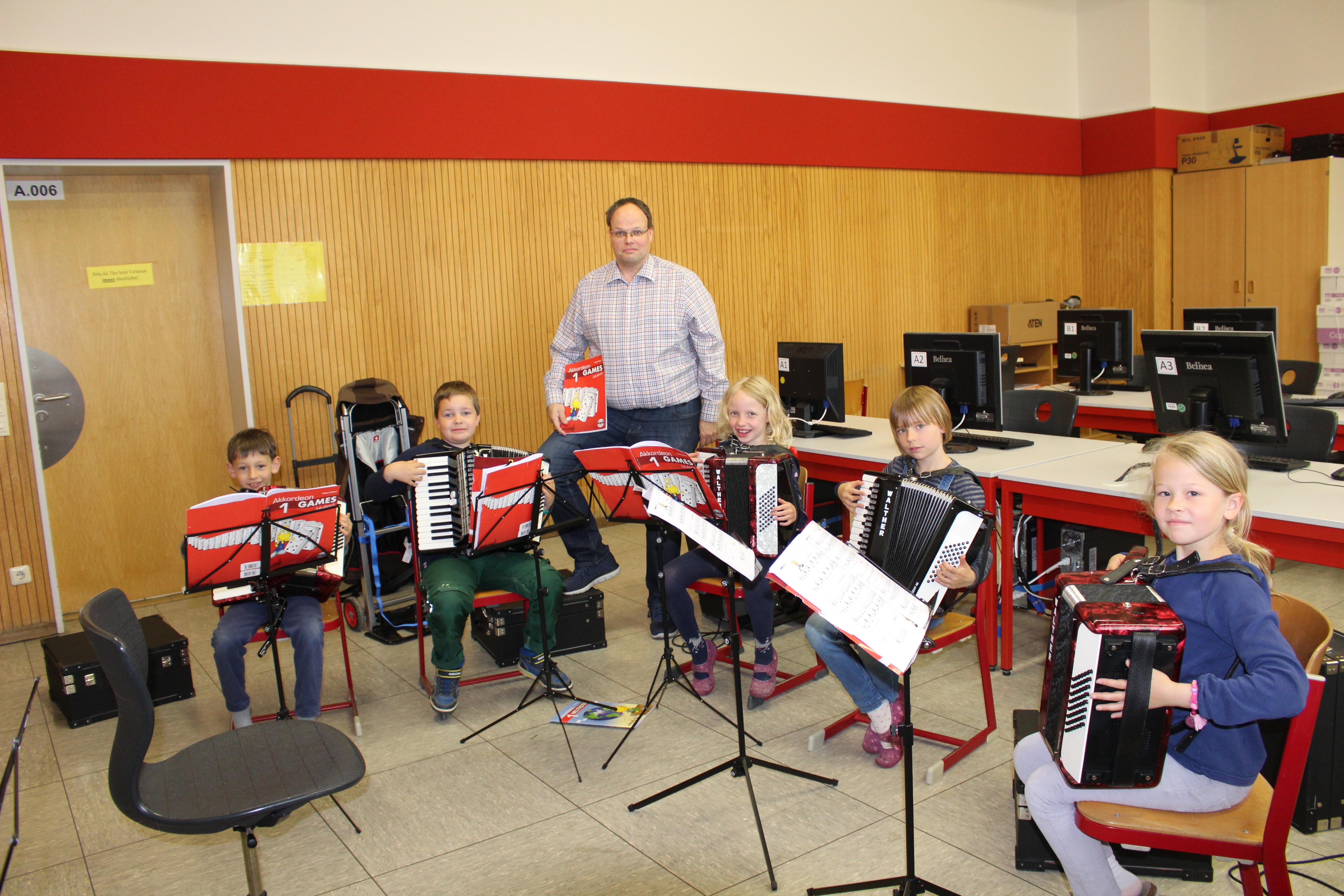 Musik in der Schule