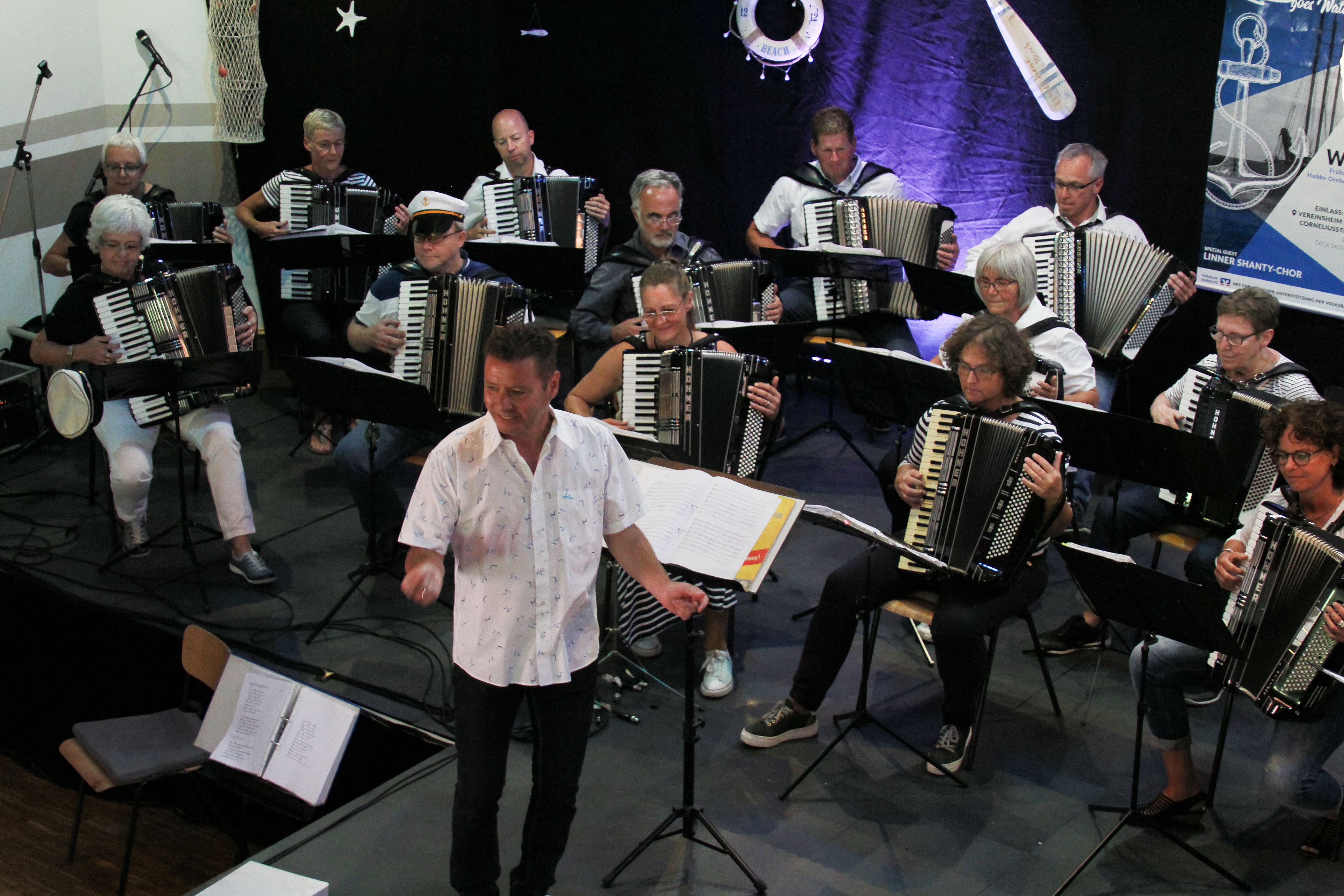 Hobby-Orchester